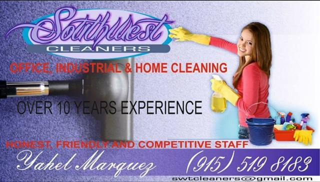Southwest Cleaners