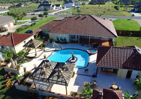 -  125   1br -  125 Nightly  Private Resort Home-Pool  Maid  Sauna  Gourmet Kitchen   San Angelo