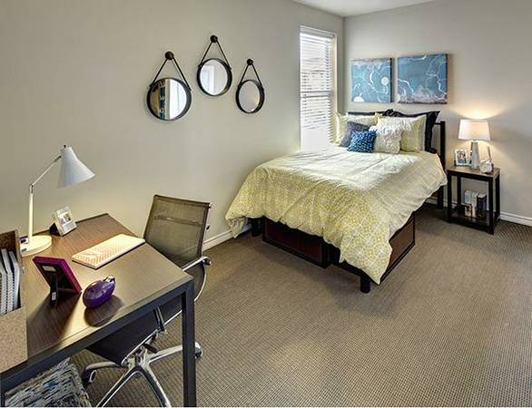 -  609   4br - UClub at Overton Park Sublet Need  August 2013- August 2014   Lubbock  TX