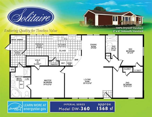 Solitaire Homes is building (Abilene,Tx)