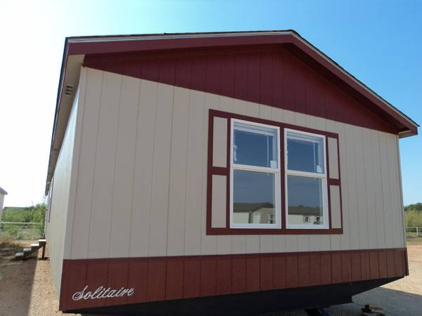 3br - New Solitaire Homes on land (Snyder,Texas)