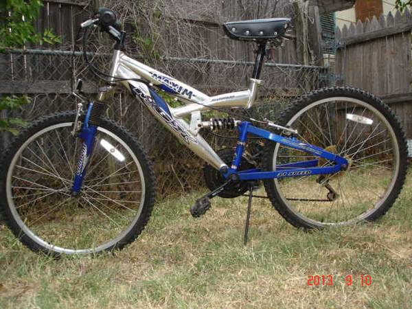 Mountain Bike 24 Mongoose MGX Maxim Aluminum 21speed   - $55 (Abilene tx)