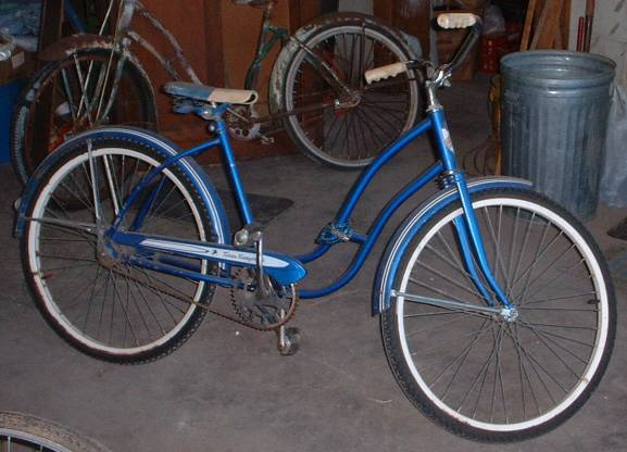 Texas Rangerette Girls Bike - $150 (Abilene,Texas)