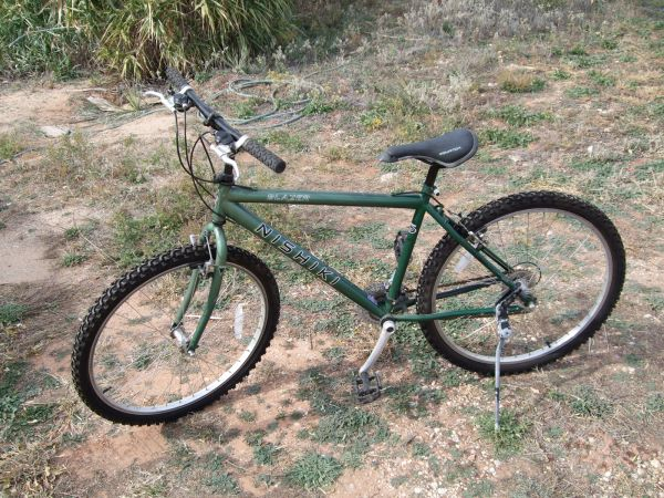 Nishiki Blazer - Mountain Bike - Bicycle - 21 Speed - $125 (Sweetwater)