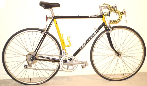 CENTURION LeMANS RS road bike 56cm - $260 (Abilene-ACU area)