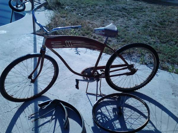HAWTHORN BIKE -   x0024 200  BROWNWOOD