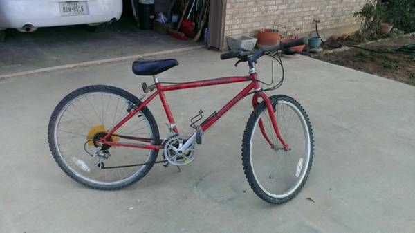 Medium sized mountain bike -   x0024 45  Coleman Brown County