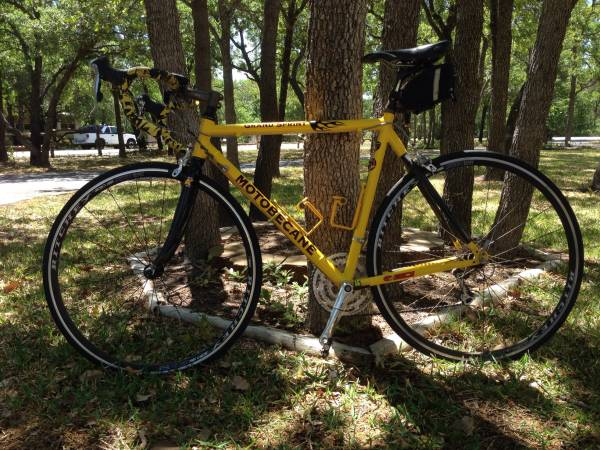 Motobecane Grand Sprint Road Bike1 Up USA Trainer - x00241200 (Clyde Texas)
