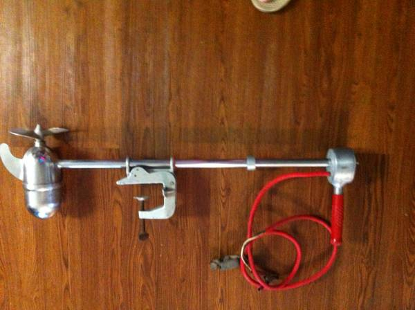 Antique trolling motor - $100 (Abilene, south)