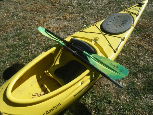 KAYAK KESTREL 120HV 12 SIT IN X2 - $599 (ABILENE)