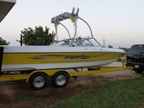 2000 TIGE 2300V Limited - 23ft - $22000 (Abilene, TX)