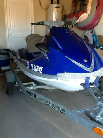 2005 Yamaha VX110 Deluxe Waverunner 3 person - $4000 (Abilene)