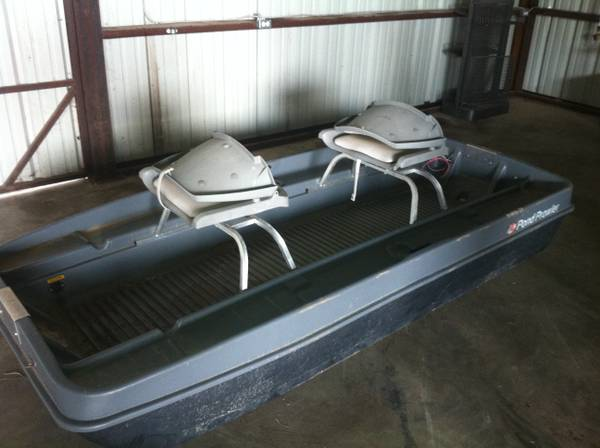 8ft 9ft Pond Prowler Boats - $1 (Zephyr, TX)