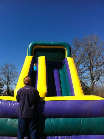 bounce house business for sale - $4000 (graham tx)