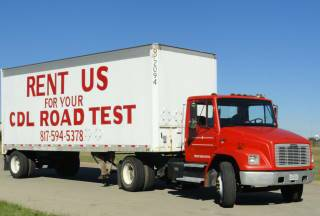 CDL TRUCK RENTAL AND CDL TRAINING for TEXAS CDL TEST (TEXAS)