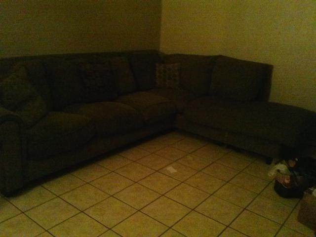150  Huge  sectional  Great condition