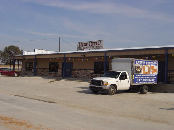 Abilenes Rustic Furniture Supplier - $1 (Weatherford Texas)