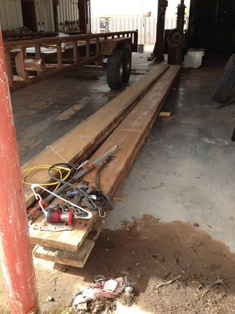 Lumber -  50 00 each -   x0024 500  Snyder