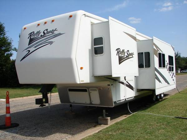 2007 Travel Supreme Rally Sport travel trailer - $45900 (south Abilene)
