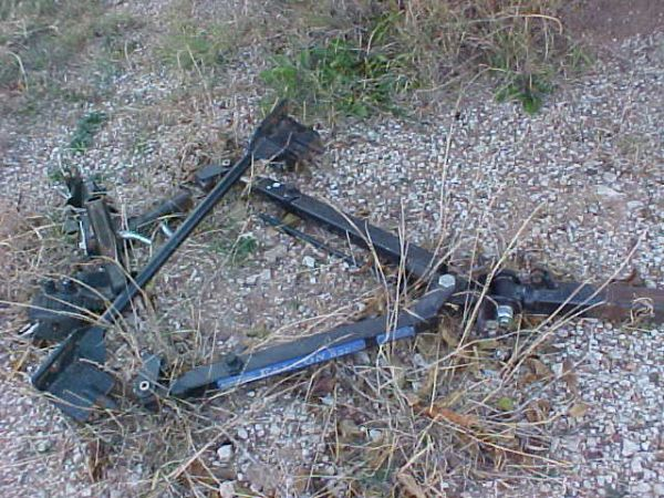 Falcon Roadmaster 5250 Tow Bar - $250 (Sweetwater, Texas)