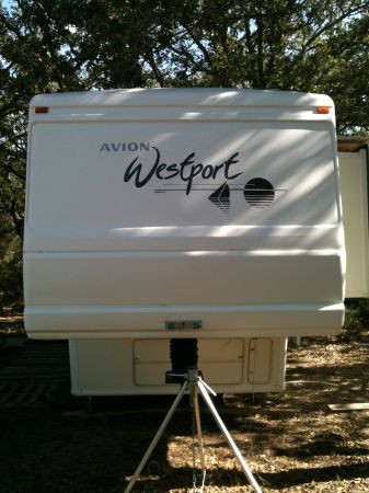 1997 Avion Westport 5th wheel - $10000 (Round Rock)