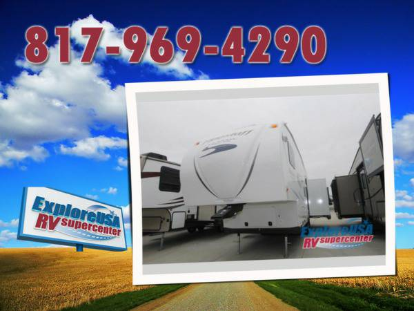 2015 Fifth Wheels Flagstaff Classic Super Lite 29 8526rlws Forest Rive  Fort Worth