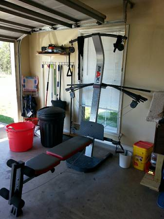 Max Ultra by Weider Bowflex - $200 (Hawley)