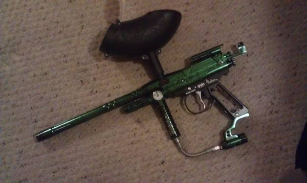 2 Paintball Guns with accessories - $150 (South Abilene)