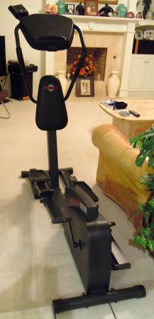 Working Sears Proform Rebel Recumbent Bike  Elliptical Crosstrainer.  - x0024175 (Abilene, TX)