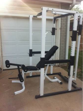 Parrabody home gym - $400 (south Abilene)