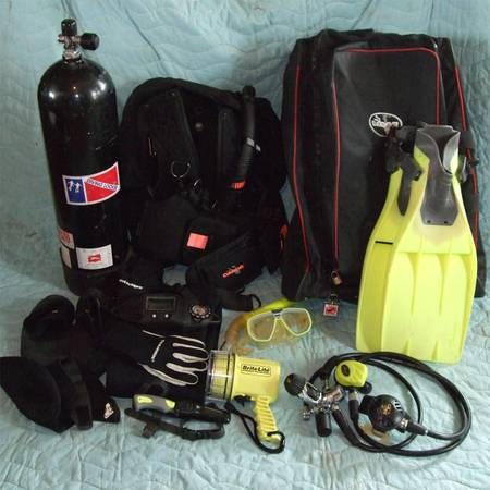 SCUBA Diving Gear - Complete - DACOR - $1499 (Sweetwater)