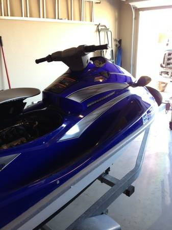 2005 Yamaha VX110 Deluxe 3 person Waverunner - $4000 (Abilene)