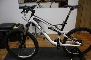 $1,700, 2011 Specialized Stumpjumper FSR Pro Carbon MD Mountain Bike