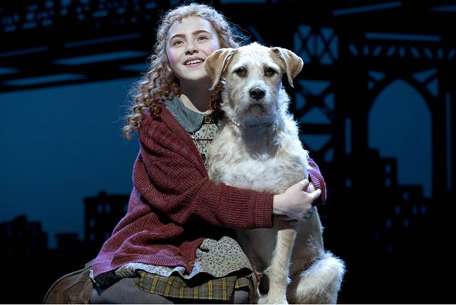 Annie Tickets at Abilene Civic Center on 01272016