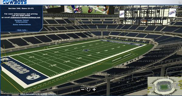 2 Dallas Cowboys Tickets- Any Game - x0024275