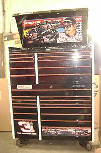 snap on dale earnhardt boxes - $6000 (Early Tx)