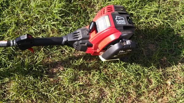 Craftsman 4 cycle Convertible Trimmer - $150