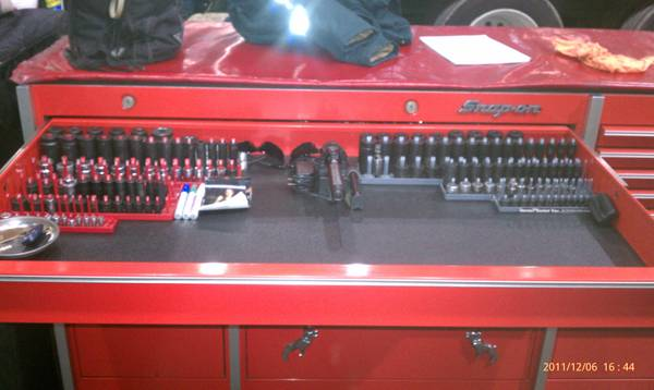 Snap-On KRL-1003 RED GREAT CONDITION 4K - $4000 (Fort Worth)