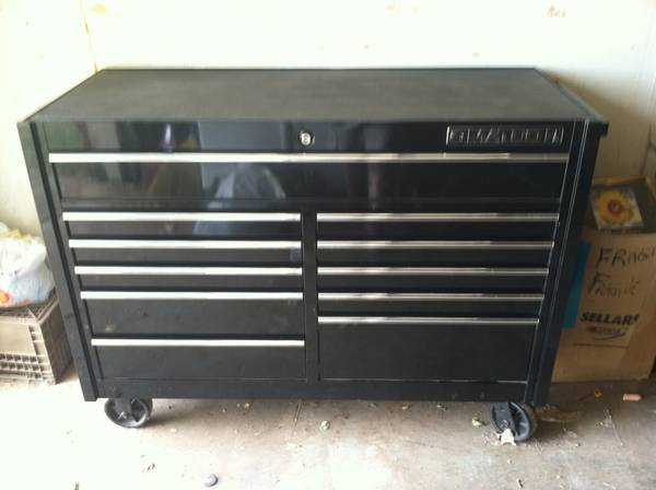 Matco Rollway Professional Two Bay Box - $1900 (Lubbock)