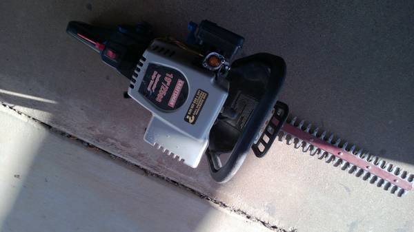 craftsman bushwacker hedge trimmer - $75 (abilene)