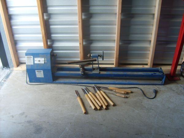 Wood lathe - $150 (brownwood,texas)