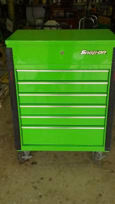 Snap-On Roll Cart - $800 (Comanche)