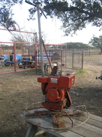 Lincoln SA 200 Short Hood Gas Welder On Trailer OBO - $4000 (Brownwood Texas)