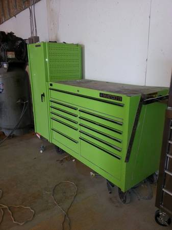 Matco Tool Box and Cabinet - $3750 (Abilene)