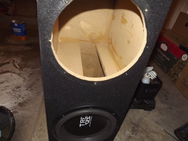 2 12 TREO SUBS IN BOX - $200 (DYESS ABILENE)