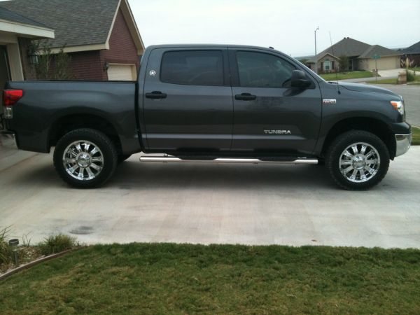 20 Inch wheels Toyota Texas edition - $800 (Abilene)