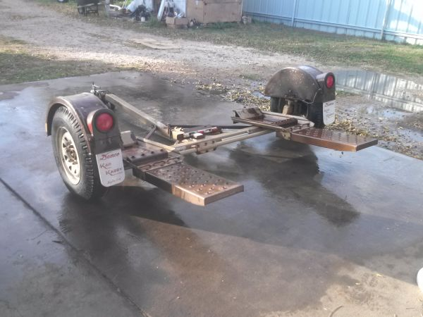 tow dolly - $700 (Abilene)