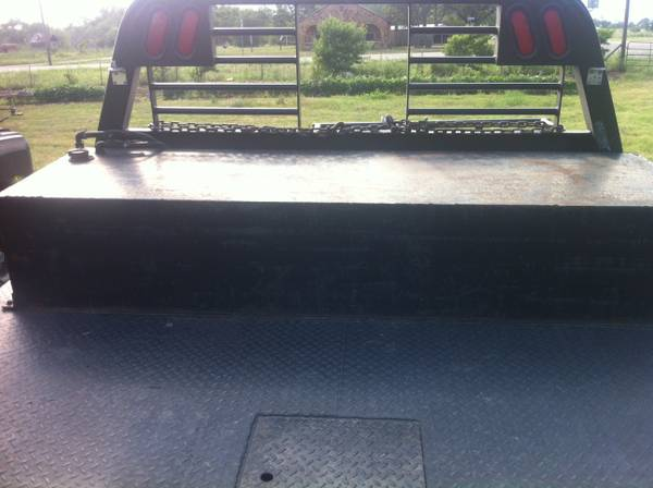 CM Skirted Flatbed - $3500 (Carbon, TX)