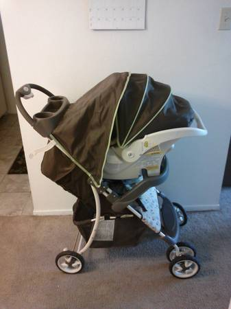 Travel System- Cosco Safari in Africa - $55 (United States)