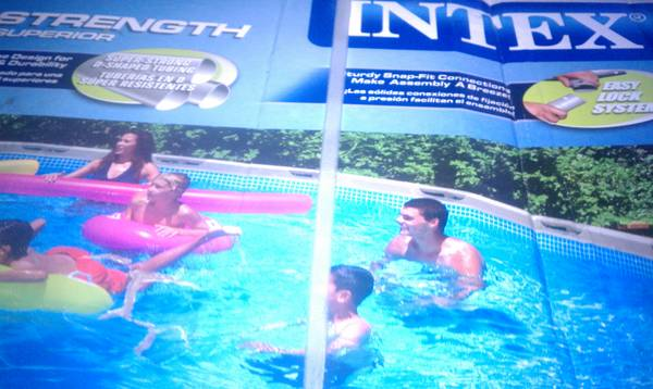 22 Foot Above Ground Pool New In Box
